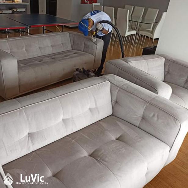 Limpieza de muebles quito
