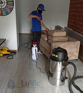 lavado de muebles colchones alfombras en quito